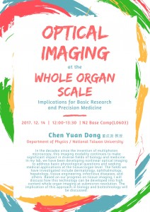 Optical Imaging at the Whole Organ Scale – Implications for Basic Research and Precision Medicine (2)